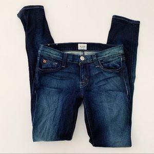 Hudson Jeans | Roadhouse May Dark Skinny Jeans